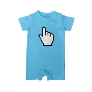 指マウスポインタ Baby rompers