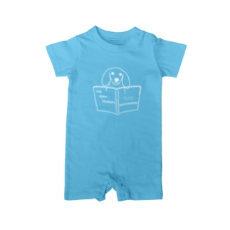 BOOK白線 Baby rompers