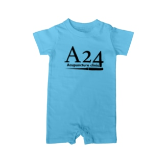 A24 Baby rompers