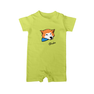 ako_btのちゃこ Baby rompers