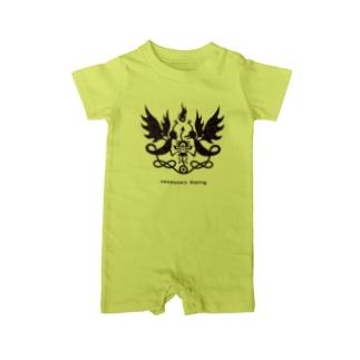 erubakki_doping Baby rompers