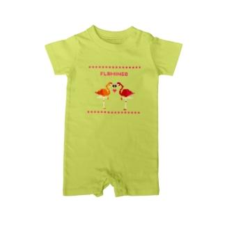 Flamingo5 Baby rompers