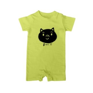 BOO! Baby rompers