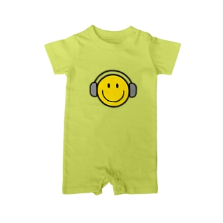 Sk8ersLoungeのnicetime Baby rompers
