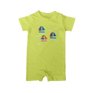 Yacht Baby rompers