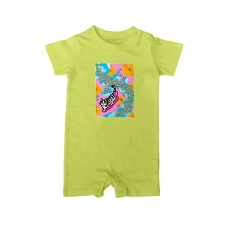 Bright future Baby rompers