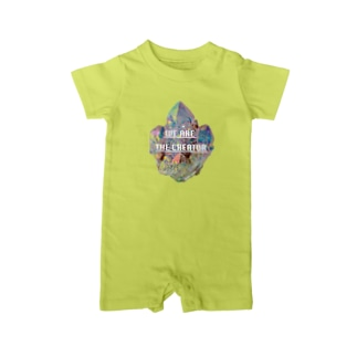 THE☆CREATOR Baby rompers