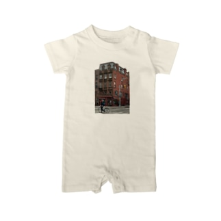 Clinton Hill Baby rompers