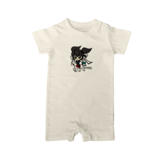 MINAMISOMA ART WORKS.のSOMA NOMAOI Girls Collection2019 Baby rompers