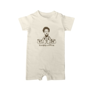 9689coffee Baby rompers