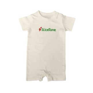 Slicetone公式グッズ Baby rompers