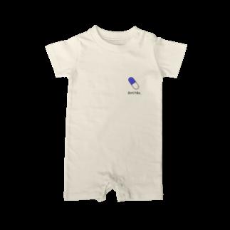 Zoltax.🇯🇵のDrug 2 Baby rompers