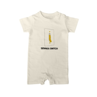 SENAKA SWITCH Baby rompers