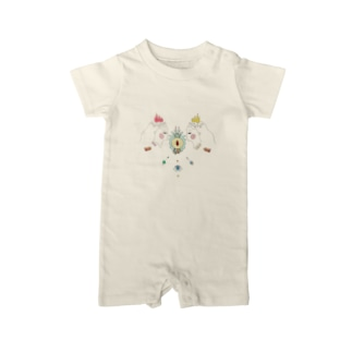 Love and light Baby rompers