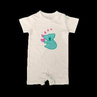 Koaland🐨のKoaland No.2 Baby rompers