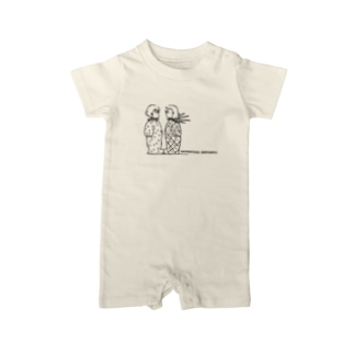 BERRYNAPPLE Baby rompers