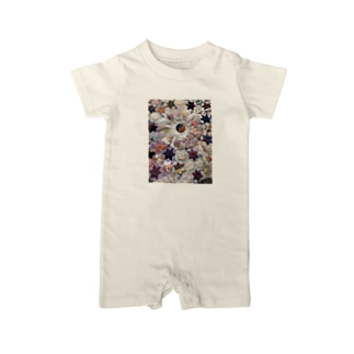 patchwork quilt Baby rompers
