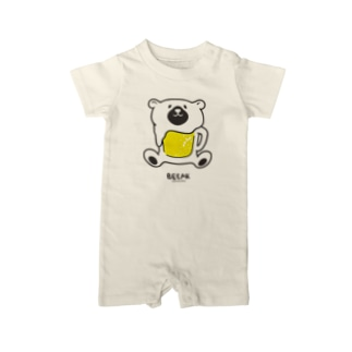 BEEAR(ビーアー) Baby rompers
