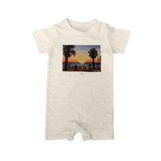 St.Kilda Beach Baby rompers