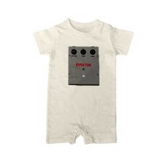 musicshop BOBのエフェクター - EFFECTOR Baby rompers