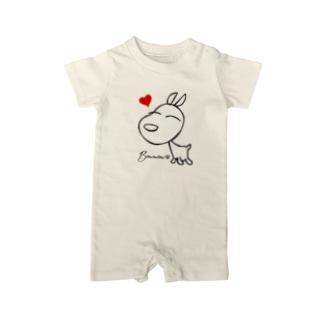 JOKERS FACTORYのPOCHI Baby rompers