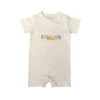 SUMMER Baby Rompers