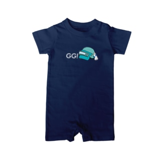 GG BOY ロンパース Baby rompers