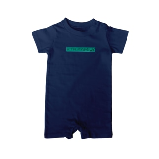 K.t.r. family Baby rompers