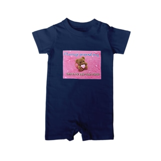 🐻 Baby rompers