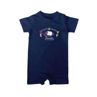 CT141 Hungry gauge Baby rompers