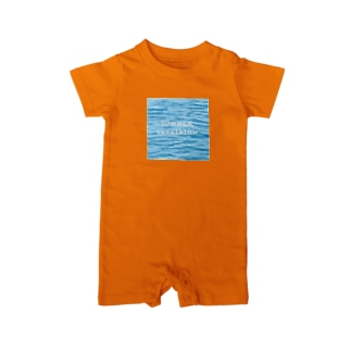 SUMMER vacathion Baby rompers