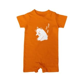 erubakki_baby bear Baby rompers