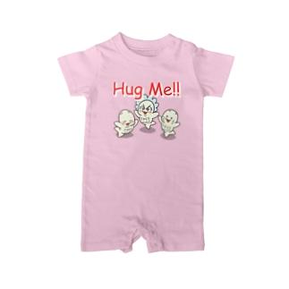 Baby Hug Challenge Baby rompers