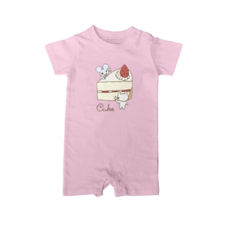 Cake Baby rompers