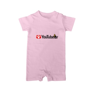 YouTubear Baby rompers