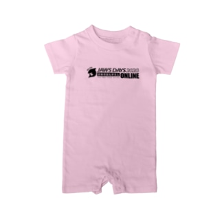 JAWS DAYS 2020 FOR ONLINE Baby rompers