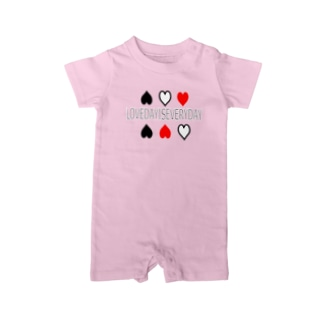 LOVE DAY  Baby rompers