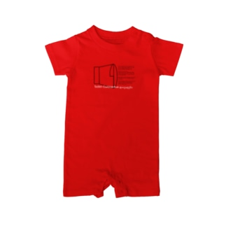 MASK T Baby rompers