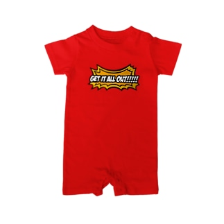 MORE & MORE & MORE Baby rompers