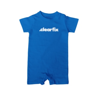 .clearfix Baby rompers