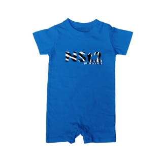 NSt2-T shimauma Baby rompers