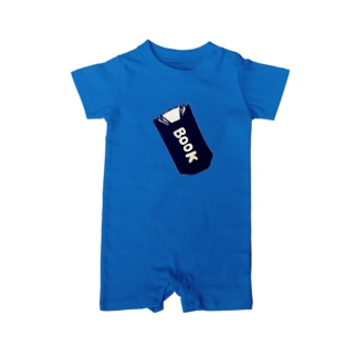 BOOK2 Baby rompers