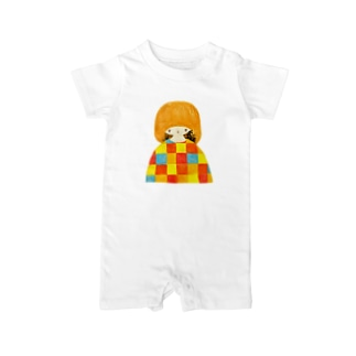 GIRL Baby rompers