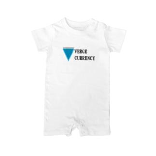 VERGE XVG ヴァージ Baby rompers