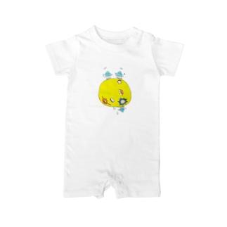 uchu-jinズ Baby rompers