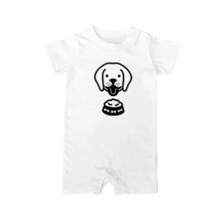 Dog food Baby rompers