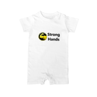 StrongHands Baby Rompers