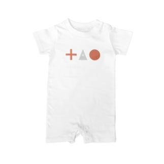 プレゼント2 Baby rompers