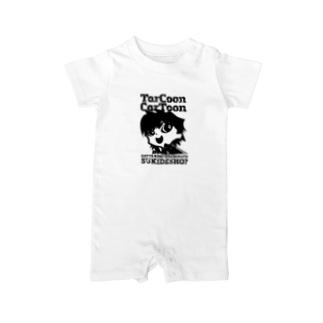 Tarcoon Cartoon Baby rompers