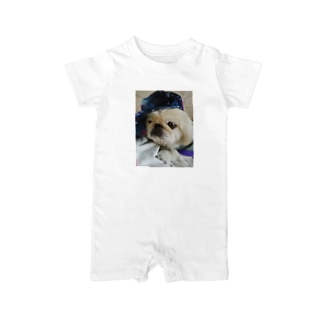 JUN君応援グッズ Baby rompers